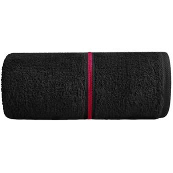 Ręcznik bambusowy czarny R151-06