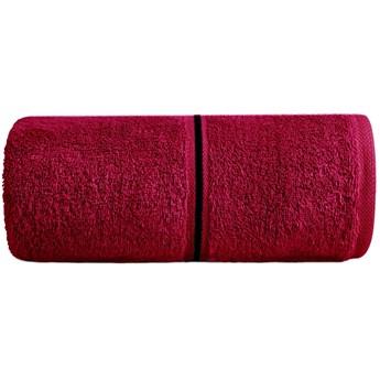 Ręcznik bambusowy czerwony R151-07
