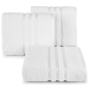 Ręcznik bawełniany biały R152-01