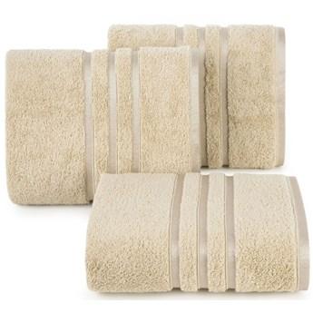 Ręcznik bawełniany beżowy R152-03