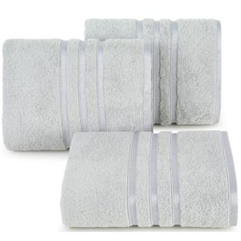 Ręcznik bawełniany srebrny R152-04