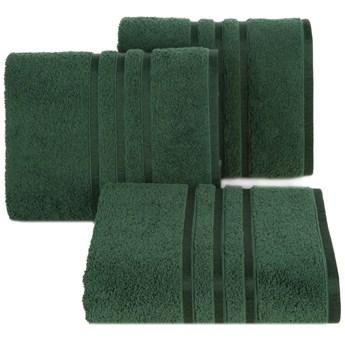 Ręcznik bawełniany ciemnozielony R152-09