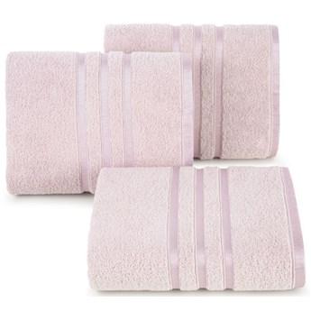 Ręcznik bawełniany pudrowy R152-11