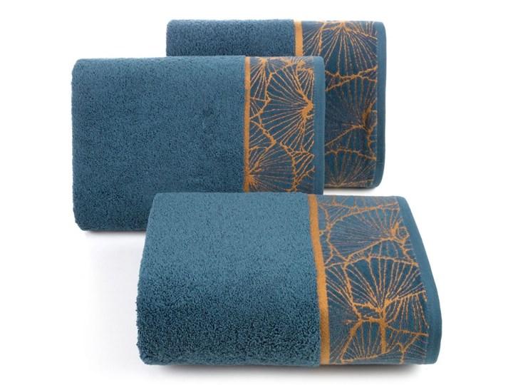 Ręcznik bawełniany ciemnoniebieski R155-01