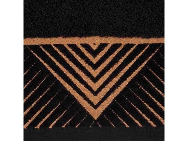 Ręcznik bawełniany czarny R160-01 Bawełna 50x90 cm Kategoria Ręczniki