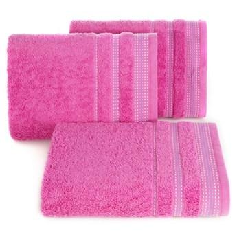 Ręcznik bawełniany amarantowy R3