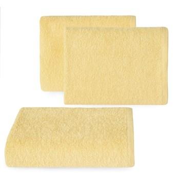 Ręcznik bawełniany gładki słoneczny R46