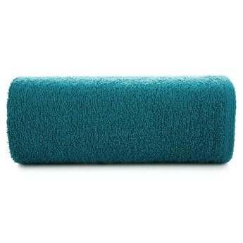 Ręcznik bawełniany ciemnoturkusowy R46-33