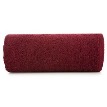 Ręcznik bawełniany bordowy R46-34