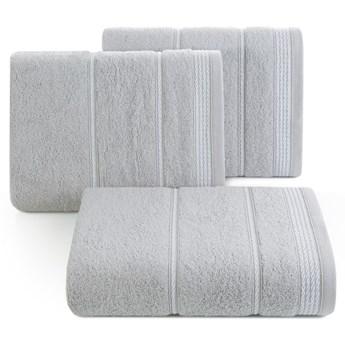 Ręcznik bawełniany srebrny R77