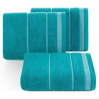 Ręcznik bawełniany turkusowy R77