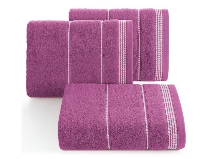 Ręcznik bawełniany bordowy R77 Bawełna Kategoria Ręczniki