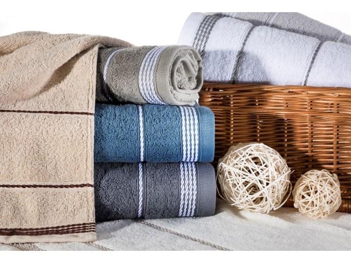 Ręcznik bawełniany czarny R77 Bawełna Kategoria Ręczniki