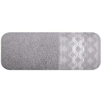 Ręcznik bawełniany SZARY R79-04