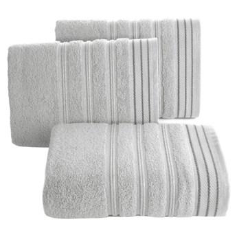 Ręcznik bawełniany SREBRNY R80-04