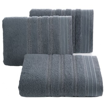 Ręcznik bawełniany SZARY R80-05