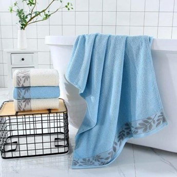 Ręcznik bawełniany błękitny RBP-01