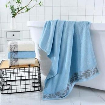 Ręcznik bawełniany jasny krem RBP-02