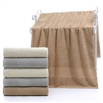 Ręcznik bawełniany ciemno beżowy RBR-03