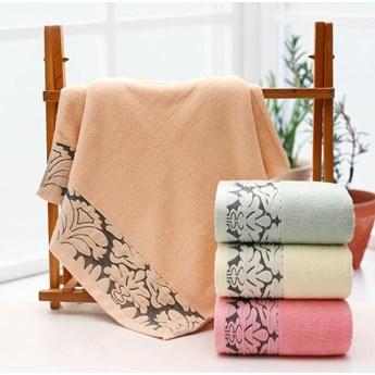 Ręcznik bawełniany ciemnobeżowy RBS-03