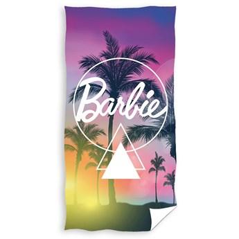 Ręcznik bawełniany Barbie 70x140 RDC-250