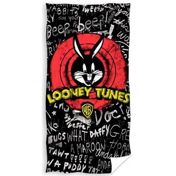 Ręcznik bawełniany looney Tunes 70x140 RDC-297