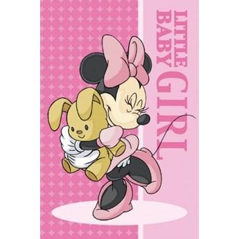 Ręcznik bawełniany Minnie Mouse 40x60 RDL-012