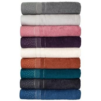 Ręcznik bawełniany śliwkowy RFF-08