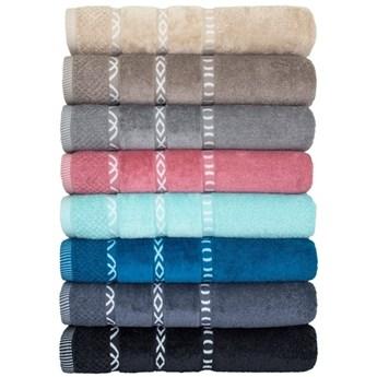 Ręcznik bawełniany różowy RFH-02