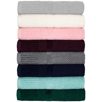 Ręcznik bawełniany ciemnoburgundowy RFI-08