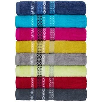 Ręcznik bawełniany szary RFK-02