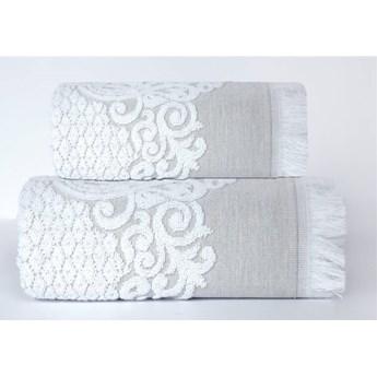 Ręcznik bawełniany biały RFL-01