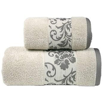 Ręcznik bawełniany Greno beżowy RFO-03