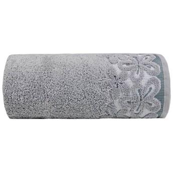 Ręcznik bawełniany Greno popielaty RFQ-05