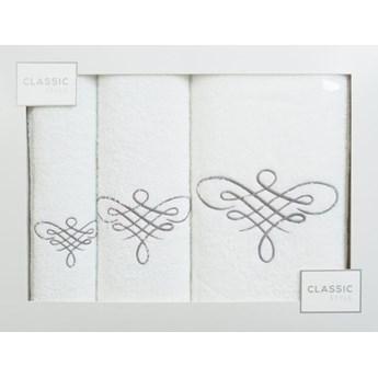 Komplet ręczników 3-częściowy RG3-122