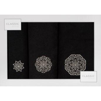 Komplet ręczników 3-częściowy RG3-123