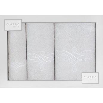 Komplet ręczników 3-częściowy RG3-125