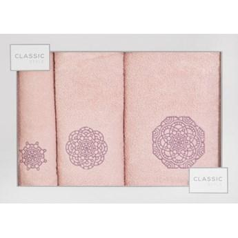 Komplet ręczników 3-częściowy RG3-127