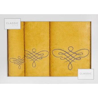 Komplet ręczników 3-częściowy RG3-133