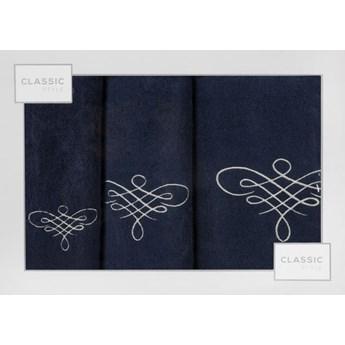 Komplet ręczników 3-częściowy RG3-136