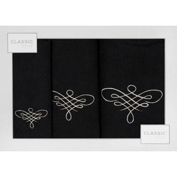 Komplet ręczników 3-częściowy RG3-138