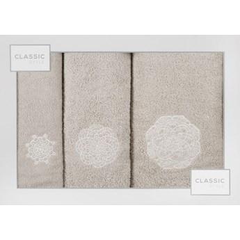 Komplet ręczników 3-częściowy RG3-141