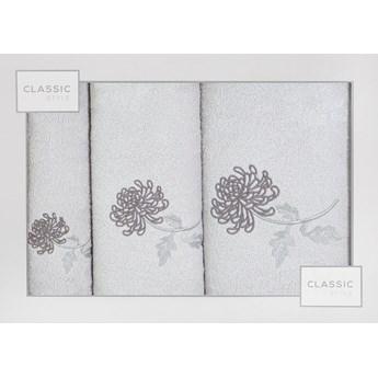 Komplet ręczników 3-częściowy RG3-144