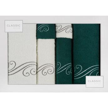 Komplet ręczników 6-częściowy RG6-011