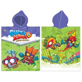 Poncho kąpielowe Super Zings RPP-13