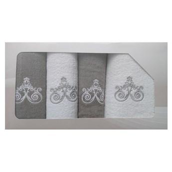 Komplet ręczników 4 częsciowy RPU4-01