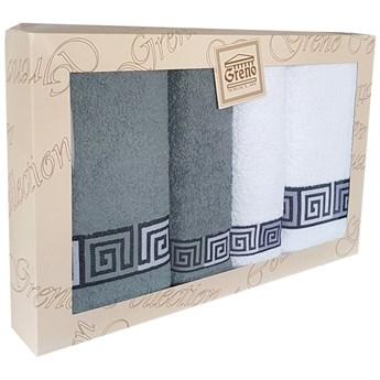 Komplet ręczników 4 częsciowy RPU4-08