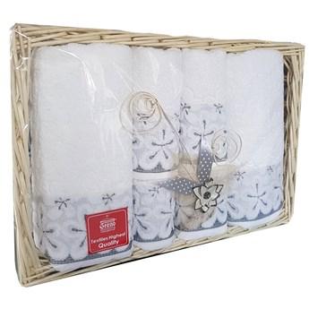 Komplet ręczników 4 częsciowy RPW4-04
