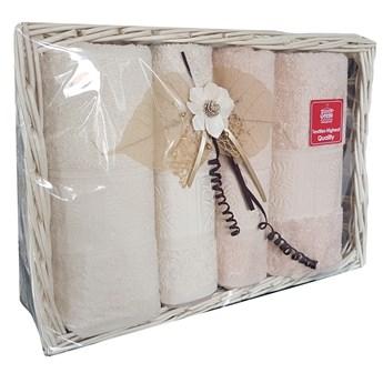 Komplet ręczników 4 częsciowy RPW4-05