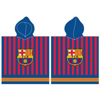 Poncho kąpielowe FC Barcelona RPZ-01